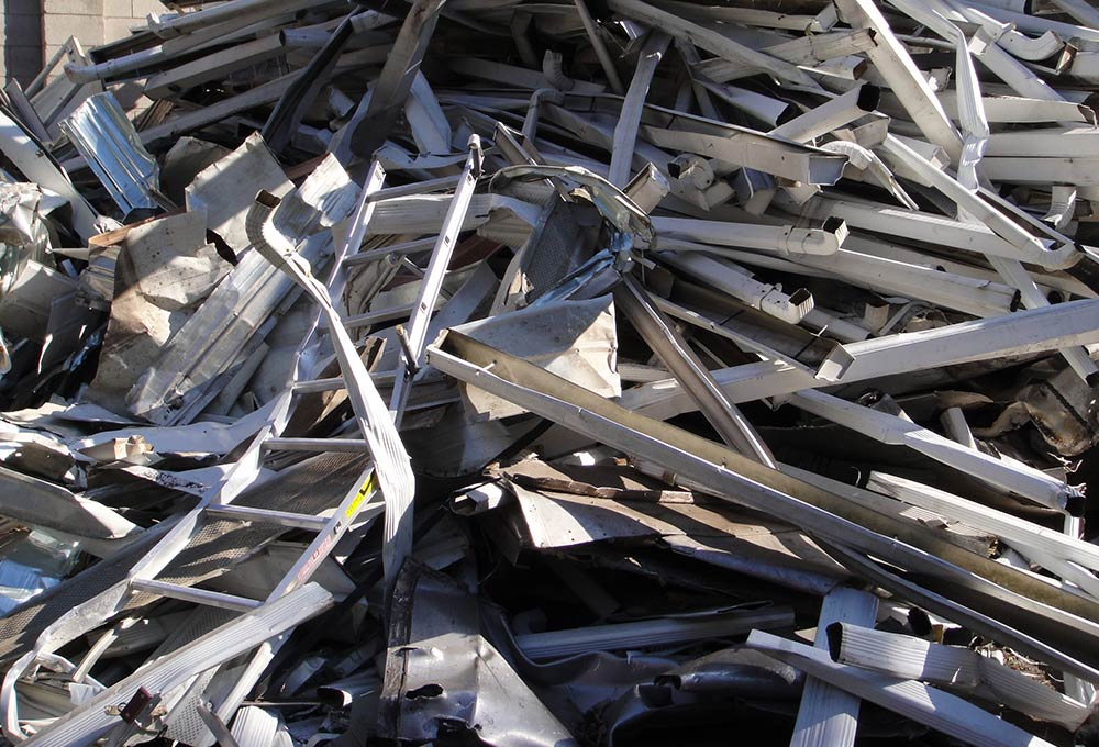 Modern Recycling Services Fort Washington Scrap Metal Pa Fort Washington Scrap Metal Pennsylvania 19034