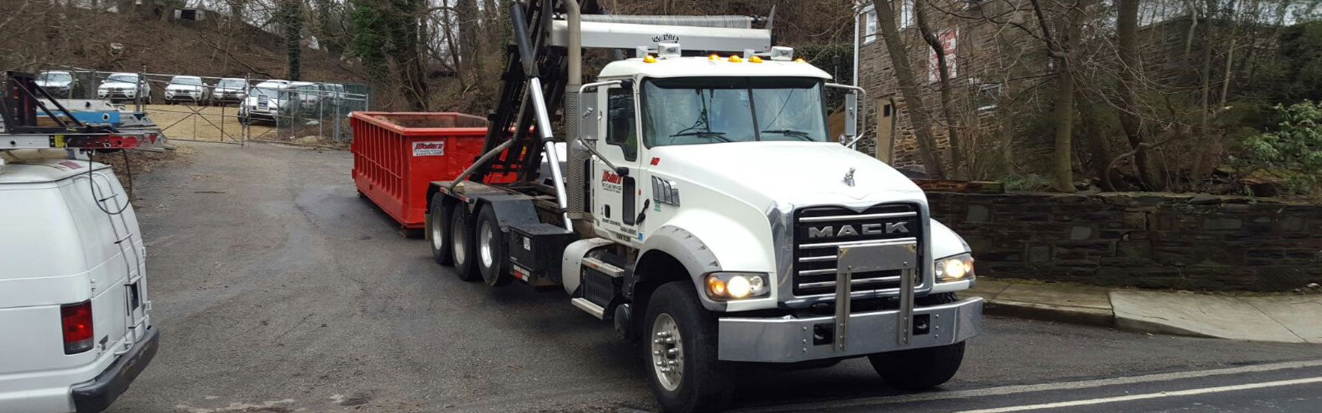Modern Recycling Services - Norristown Dumpster Rental - Norristown Scrap Metal